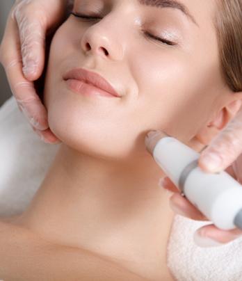 Lidas Beauty + Care, Gesichtsbehandlung, Microdermabrasion